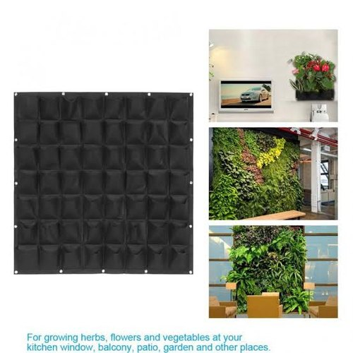 Geo Febric Green wall panel