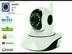 Hikvision Day & Night Vision IP Security Camera, CMOS
