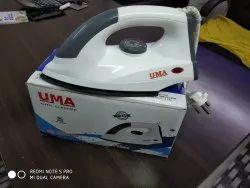 Power(Watt): 750 Uma Prime Electric Irons, Type: Dry Iron