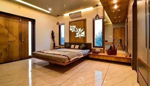 Bedroom Interior Design Size 10 X 12 12 X 15 Work Provided Wood Work Furniture Id 22531297948