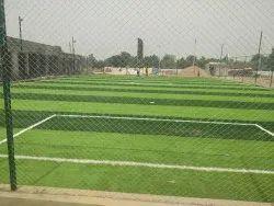Football Ground Artificial Grass