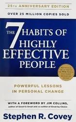 Self Help English 7 Habbits of Highly Effective People Book
