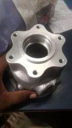 Hard Cast Aluminium Rotar body Ut