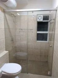 Shower Cubicle With Sliding Door
