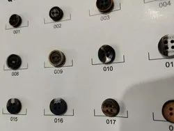 Multicolor Laser Buttons, Round, 4 And 21