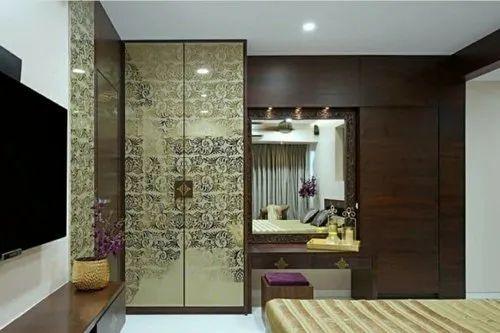 Bedroom Interior Design Size 10 X 12 12 X 15 Work Provided Wood Work Furniture Id 22531297948