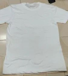 White Cotton T-Shirt
