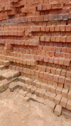 RK Bricks Red Clay Brick, Size: 8*4 Full Size