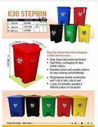 Bio Medical Waste Bin 30Liter