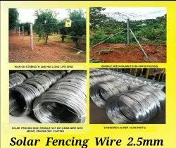 Clutch Wire Fencing
