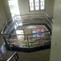 SSM34 SS Glass Balcony Railing
