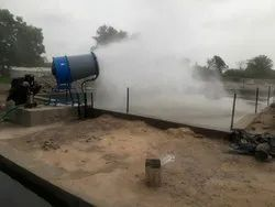 Fog Canon Dust Suppression System