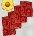 Ligalz Present Weightless Bandahni Saree With Blouse