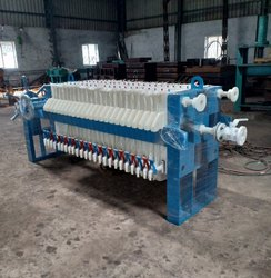 Waste Water Treatment Filter Press