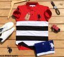 Colar Cotton Us Polo T-shirts