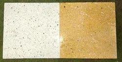 Polished Terrazzo Floors Tiles, 300 mm x 300 mm