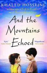 Self Help English And The Mountains Echoed Book By Khalid Hosseini Novel, Khlid Hussaini