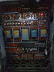 Electrical Control Panel Installation Commissioning Services