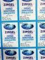 Sanitizer Labels