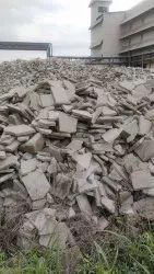 Building Material Rough AAC Broken Blocks, For Floor, Size: Assorted
