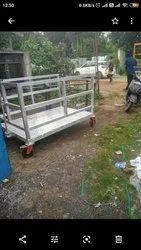 Aluminium Platform Trolley