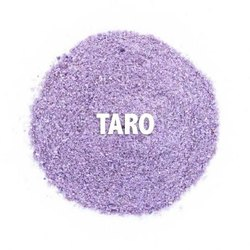 Taro tea powder