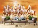 3D Horses wallpaper