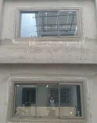 Aluminium Modern 27 x 60 Slim Sliding window - SL27D SLIM