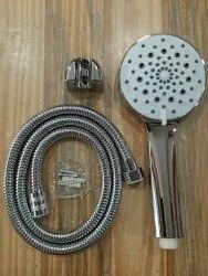 Circular Wall Mounted Italian Hand Shower, For Bathroom