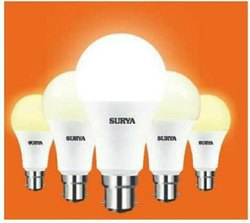 Aluminum Round Surya Led Bulbs