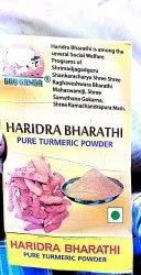 Unpolished 100gram PURE TURMERIC POWDER(Organic)