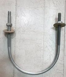 Stainless Steel U Bolt, For Industrial