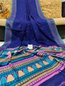 Khadi Cotton Dongaria Sarees