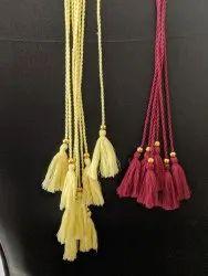 Cotton Rope Tassel, For Garment