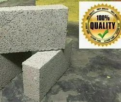 Rectangular Concrete Solid Block
