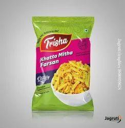 Trisha Khatta Mitha Farsan Mixture Farsana, Packaging Size: 500gm