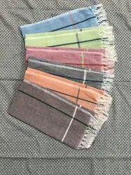 Coloured Cotton Bath Towel