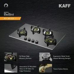 Kaff Kitchen Hob Blh 804, Knob Type: Metal Nobs