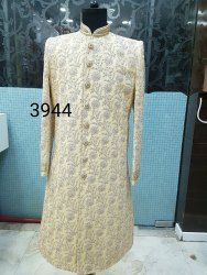 Marriage Embroidery Mens Wedding Dress, Size: Acc.to ur size
