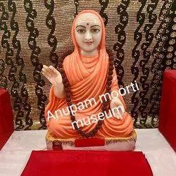Narasing Saraswati marble Statue