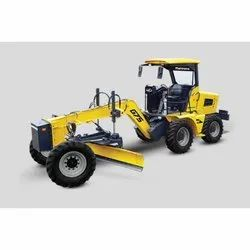 Mahindra Motor Grader, Engine Power: 90 Hp, Model Name/Number: DR90