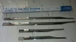 Abs Full Chrome Car Side Beading For Creata 2020 Model, For Protection &Beauty, Model Name/Number: Rsb 22