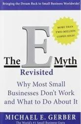 English The E-myth Revisited Business Book