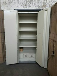 Made In By India Double Door Safe Lockers