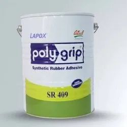 Lapox SR 409 Polygrip Synthetic Rubber Adhesive