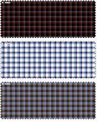 3 colour matching Men Check Shirt, Dry clean, Size: Medium