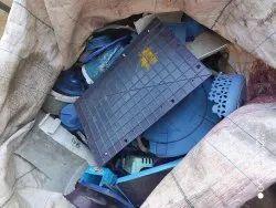 HDPE Crate Scrap Grinding