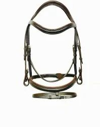 Brown Leather Horse Bridle, 10, Box