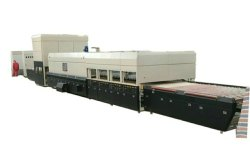 Normal flat glass Tempering furnace