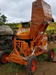 Hydraulic Hopper Cement Concrete Mixer
